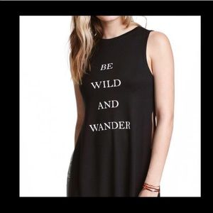Be wild and wonder 2111
